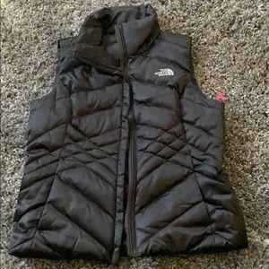 Northface thin puffer vest